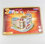 Hoter 3D Building Puzzles, Puzzles For Kids, Type In Street, PCS/Price