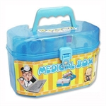 Kid's Medical Carrycase, Large Capacity and Well-equipped