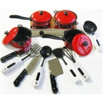 Children's Cooking Utensils Set, 13 Piece