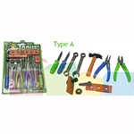 Kid's heaven - Different Types of Tool Set for Children