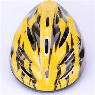 Hoter Adjustable Skating Helmet, Vogue Protective Gear, Two Colors In Yellow And Red, Pcs/Price