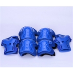 Hoter Adjustable Protective Gear Set, 2 Elbow Pads + 2 Wrist Pads + 2 Palm Pads, Six Pieces/Set, Price/Set