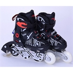 Hoter Adjustable Inline Skate, Fit To Male And Female, Flash Function, Price/Pair