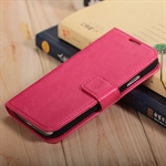 HOTER® Slim Stripe PU Leather Cover For Samsung Galaxy S4 I9500/9508