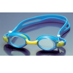 Child One-piece Top-quality Silicone Anti-fog Swim Goggle, Multi colors, Price/Piece