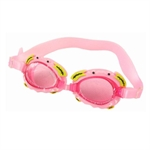 Funny Kids Crab-shaped Swim Goggle (Pink/Orange/Blue/LakeBlue), Price/Piece