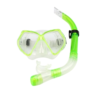 VENI MASEE HydroSneak Cool Swimming Mask & Snorkel Set