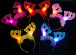 H:OTER Christmas Headhand Shining Wapiti LED Headhand
