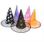 H:OTER Halloween Decoration Costume Ball Thick Witch's Hat