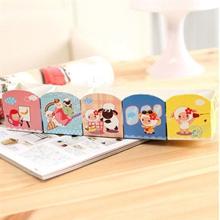 Sweet Girl Style Cute Cartoon Animal, Desk Tool Box