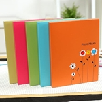 HOTER Sweet Girl Style Stylish & Simplism Flowers Slip-in Photo Album