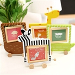 HOTER Sweet Girl Style Particular Cute Eye-catching Animals Wooden Photo Frame