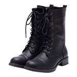 Veni Masee® New Ladies Winter Low-heeled Knee Boots