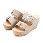 Veni Masee® New Ladies Womens Summer Romen Style Wedges Sandals