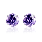 VENI MASEE® Bling Jewelry, Fashion And Sophisticated, Stud Earrings, Rhinestone For Girls, 925 Sterling Silver, Gift Ideas