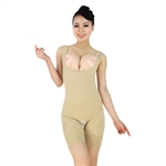Anti Cellulite, Fat Burning, Slimming,Women's Easy Up Easy Down Camisole,Shapewear,Shaping Bodysuit