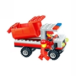 Bricks Truck Car, 94 pcs Inside