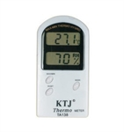 Portable Digital Thermometer and Hygrometer, Temperature and Humidity Sensor