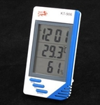 Digital Thermometer and Hygrometer, Wireless Humidity & Temperature Sensor