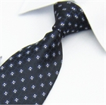 Lrzyou® Men's Dots Sateen Tie, Gift Idea, Gift Box Included