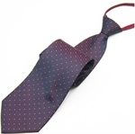 Lrzyou® Men's Dots Convenience Tie, Gift Idea, Gift Box Included