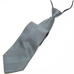 Lrzyou® Men's Grey Convenience Tie, Gift Idea, Gift Box Included