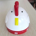 Hoter® 60-Minutes Cute Chicken Kitchen Timer, Mechanical Timer, Price/Piece, FOUR FOR ONE FREE