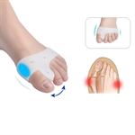 VENI MASEE® One pair Bunion Pad & Toe Spacer Pain Relief for Bunions & Tailor's Bunions