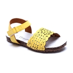 VENI MASEE® Fashion Princess Hollow Carved Summer Girls Flat Sandals