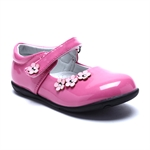 VENI MASEE® Fashion Princess Embroidered Leather Inside Girls Mary Jane