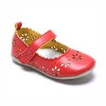 VENI MASEE® Fashion Princess Hollow Carved Leather Inside Girls Mary Jane