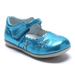 VENI MASEE® Fashion Princess Glossy Hollow Carved Leather Inside Girls Mary Jane