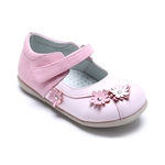 VENI MASEE® Fashion Princess Mixed Color Flower Leather Inside Girls Mary Jane