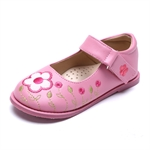 VENI MASEE® Fashion Princess Lovely  Embroidered Leather Inside Girls Mary Jane