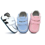 VENI MASEE® Infant Baby Leisure Breathable Leather Toddler First Walking Shoes