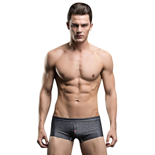 VENIMASEE® SUPERBODY Series Casual Denim Fabric Mens Boxer Brief Underwear
