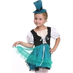 VENI MASEE Girl Maid Cosplay Fancy Dress Halloween Costume Set,S-XL
