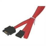 7 Pin Sata Male to Female Extension Cable 3 FT
