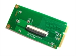 ZIF CE 1.8 Inch HDD to Mini PCI-E Adapter