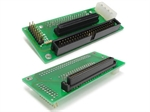SCA 80-Pin To SCSI 68-Pin/IDC 50-Pin Adapter