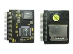 44-Pin Male IDE To SD Card Adapter