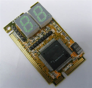 Mini PCI-E Express & PCI PC Diagnostic Post Card Tester