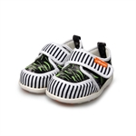 H:oter Cool Baby Boys Toddler First Walking Shoes, Squeaky Prewalker Shoes