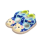 H:oter Comfortable Baby Toddler First Walking Shoes, Squeaky Prewalker Shoes