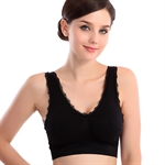 VENI MASEE® Womens Fitness Gym Sport Bra Top
