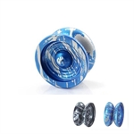 Gift idea! YONGJUN Entry-Level Performance Aluminum Professinal YO-YO (Assorted Color)