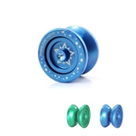 Gift idea! YONGJUN Star Performance Aluminum YO-YO (Assorted Color)
